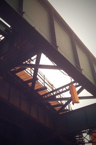 Bridge by Cyril Cabry