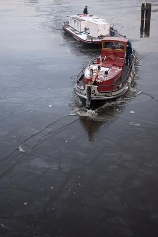 Poolga - Amstelboat - Sophie Eekman, Fotohotel