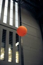 Orange Balloon by Thom Stoodley