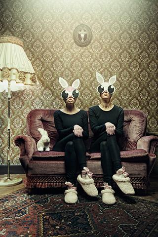 Bunnies by Malou van Breevoort