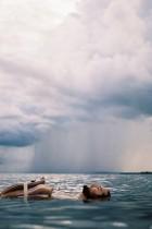 Facing the Coming Rain by Paulo Avila