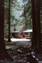 Cabin by Allie Mount